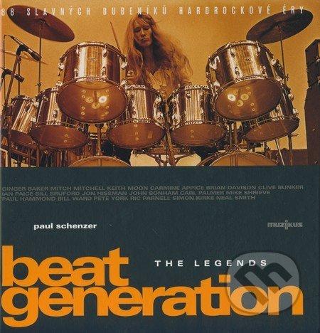 Beat Generation Paul Schenzer