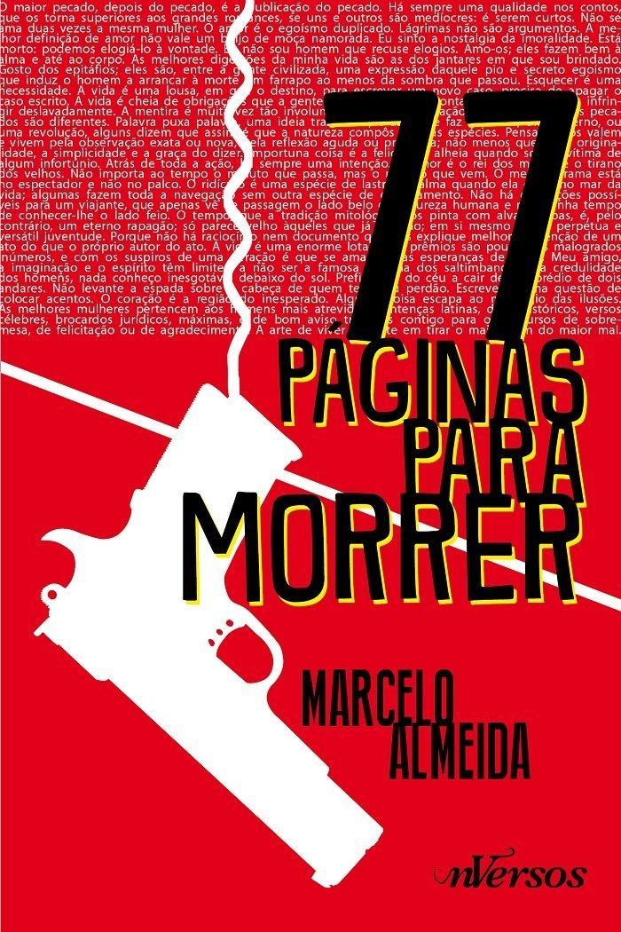 77 Páginas para Morrer  by  Marcelo Almeida