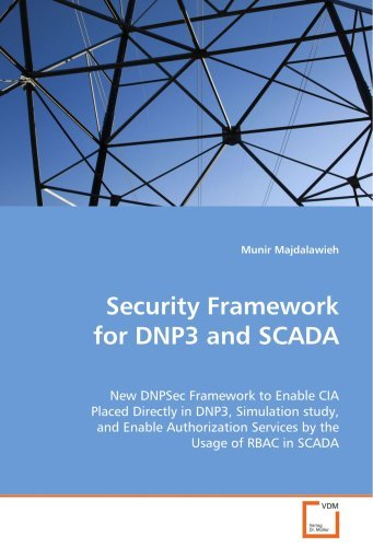 Security Framework for DNP3 and SCADA Munir Majdalawieh