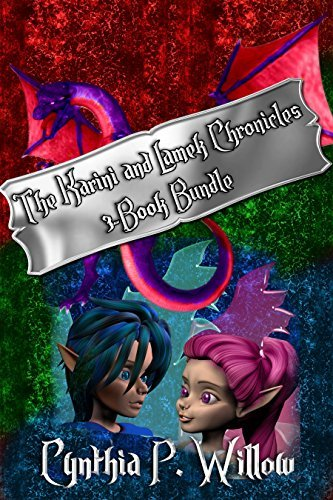 The Karini and Lamek Chronicles 3-book bundle  by  Cynthia P. Willow