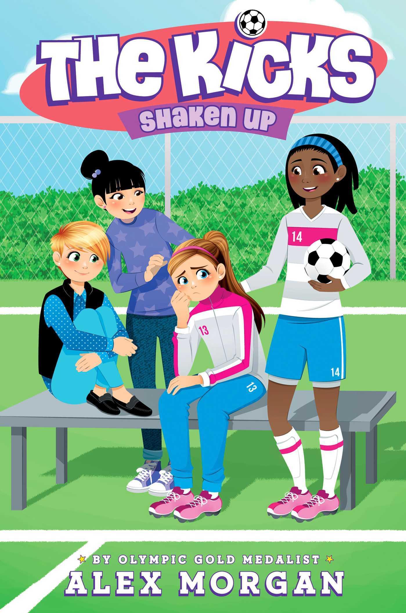Shaken Up (The Kicks, #5)  by  Alex   Morgan