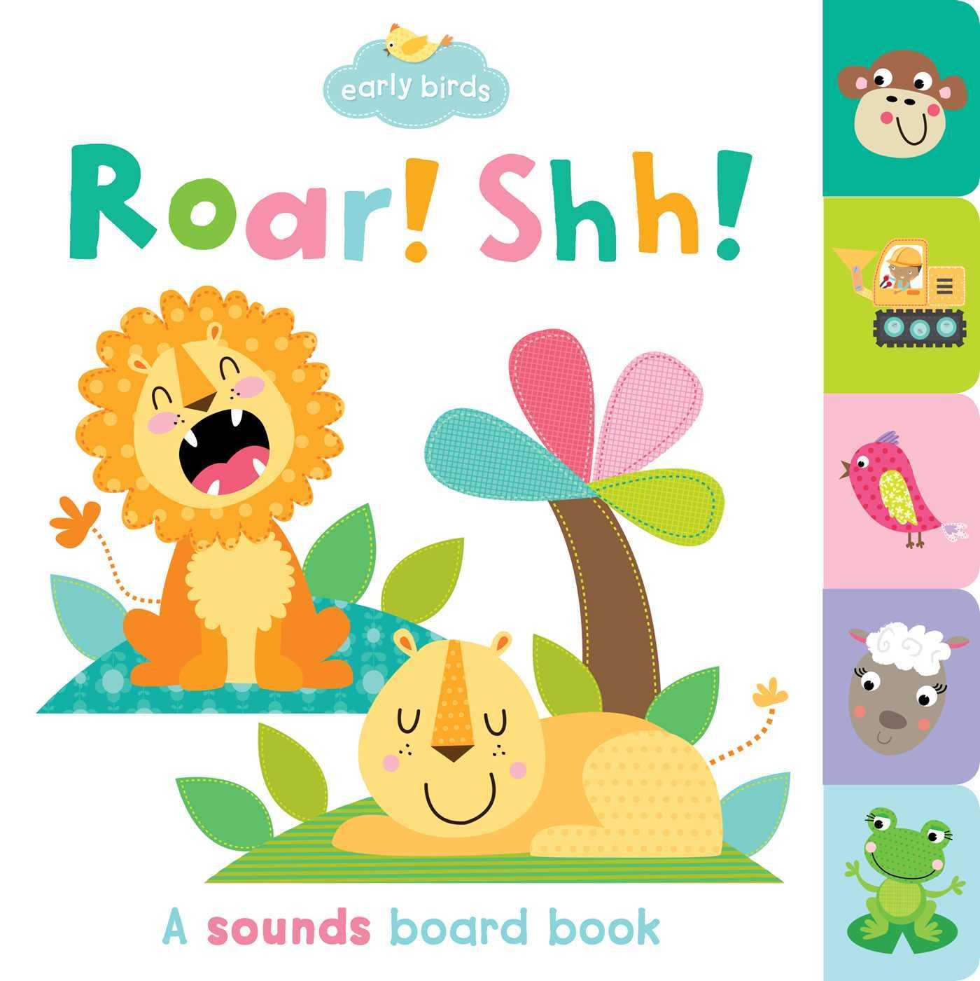 Roar! Shh! Martina Hogan