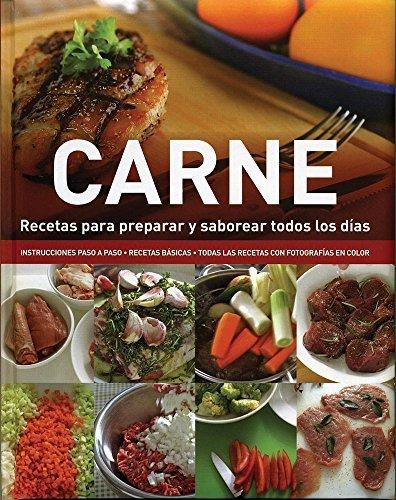 Enciclopedia de Cocina: Carne Parragon Books