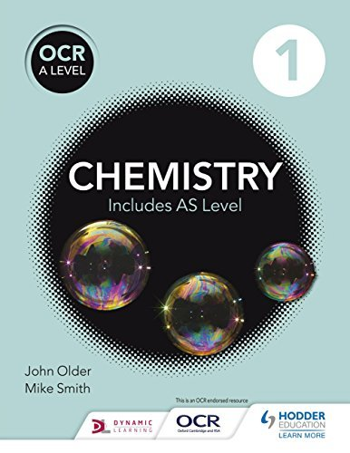 OCR A level Chemistry Student Book 1 Mike Smith