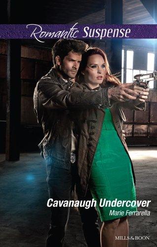 Cavanaugh Undercover (Cavanaugh Justice Book 27)  by  Marie Ferrarella