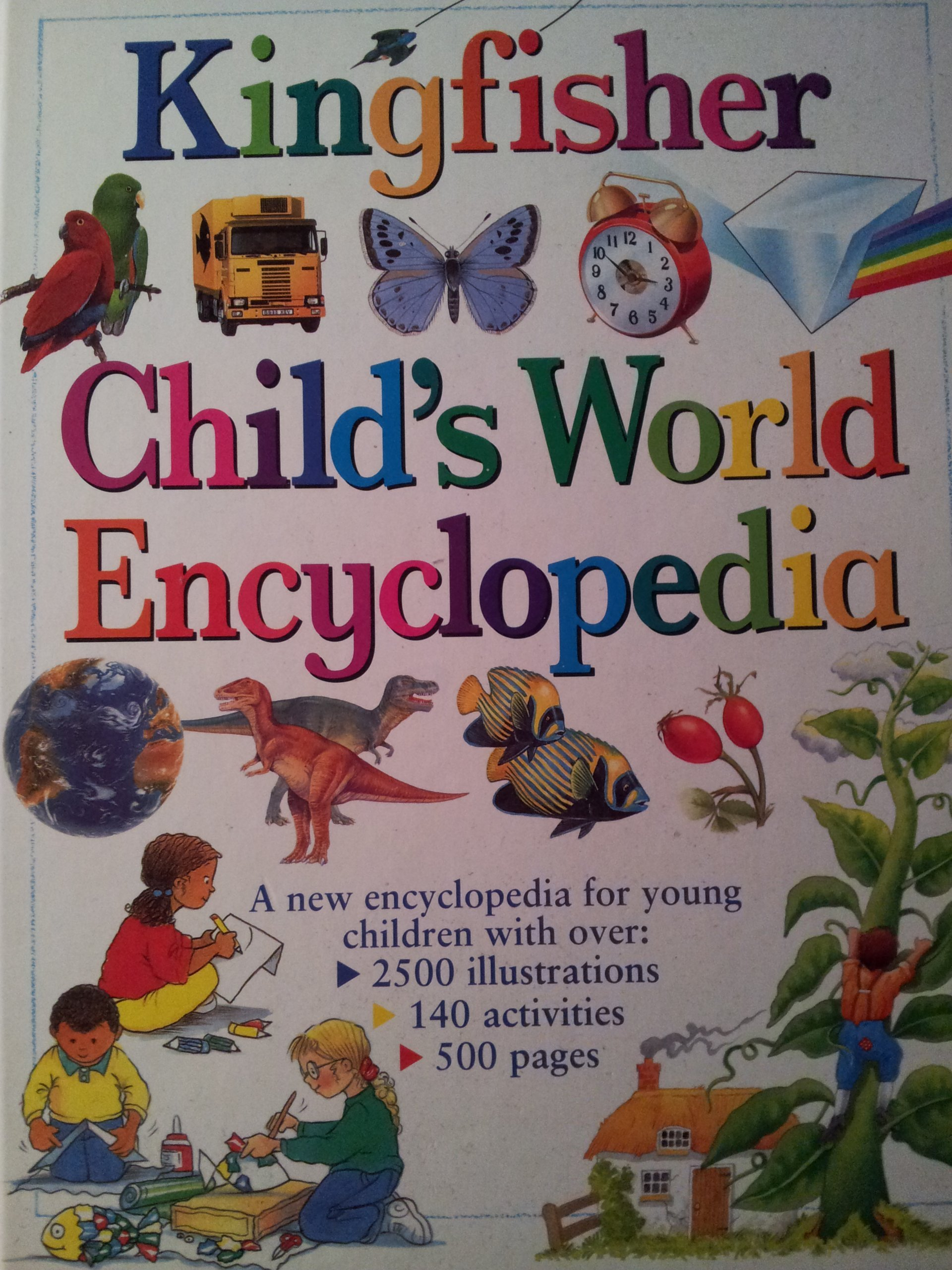 Kingfisher Childs World Encyclopedia Michael Benton