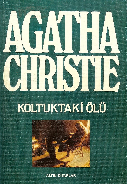 Koltuktaki Ölü  by  Agatha Christie