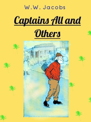 Compilations of Captains All (10 stories with illustrations) Jacobs W.W.