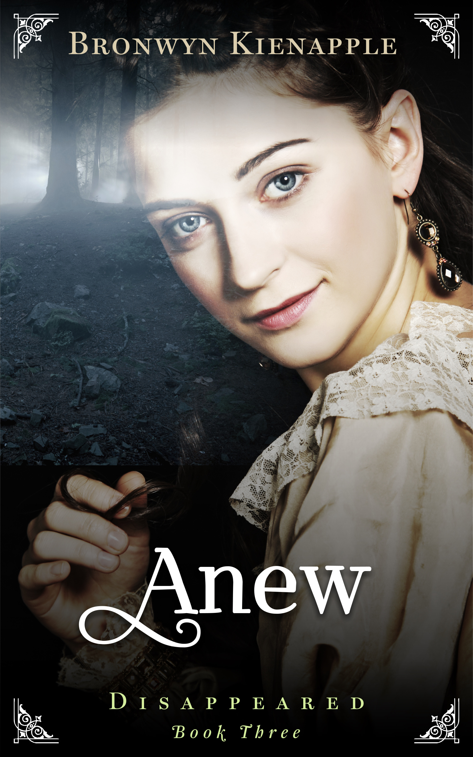 Anew  by  Bronwyn Kienapple