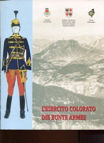 Lesercito colorato - Die bunte Armee  by  Schaumann, Gabriele