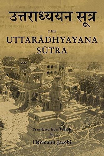 Uttaradhyayana Sutra  by  Hermann Jacobi