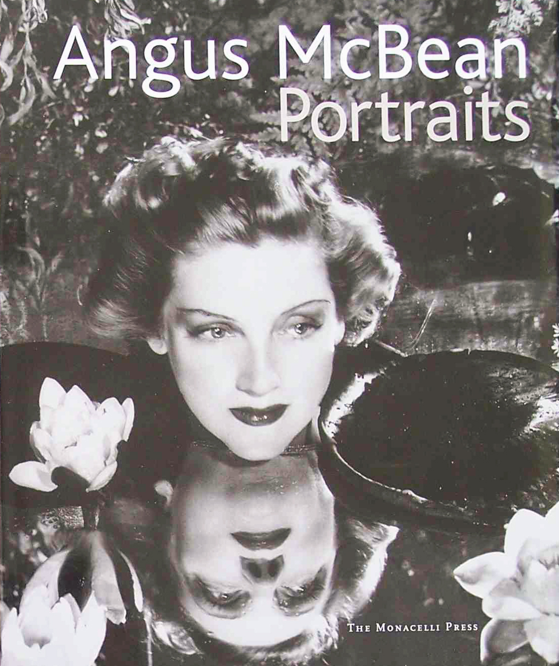 Angus Mcbean: Portraits  by  Terence Pepper