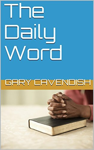 The Daily Word Gary Cavendish