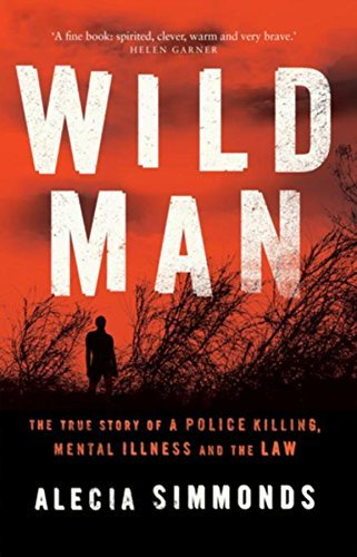 Wild Man  by  Alecia Simmonds