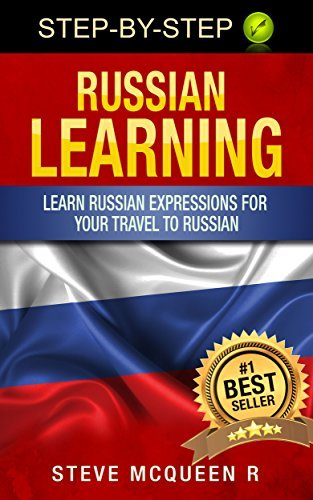 Learn Russian in only 1 week!: The ultimate course to learning the basic of russian in a time record Steve Mcqueen R