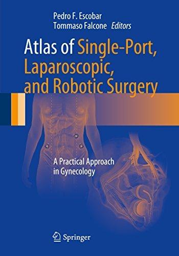 Atlas of Single-Port, Laparoscopic, and Robotic Surgery: A Practical Approach in Gynecology Pedro F Escobar