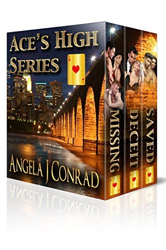 Aces High Series: 3 Volume Boxed Set  by  Angela Conrad