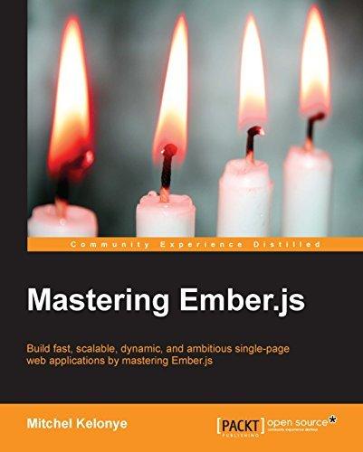 Mastering Ember.js Mitchel Kelonye