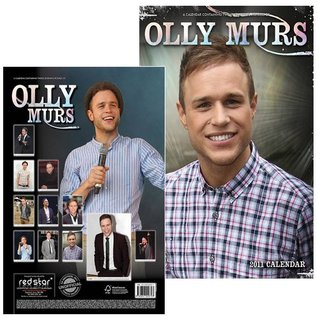 Olly Murs 2011 Wall Calendar  by  Red Star