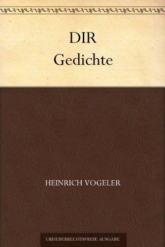 DIR Gedichte Heinrich Vogeler
