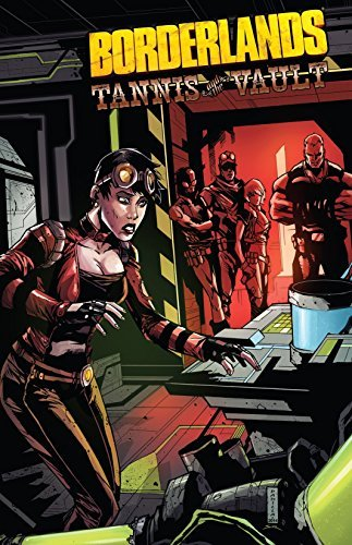 Borderlands Vol. 3: Tannis and the Vault Mikey Neumann