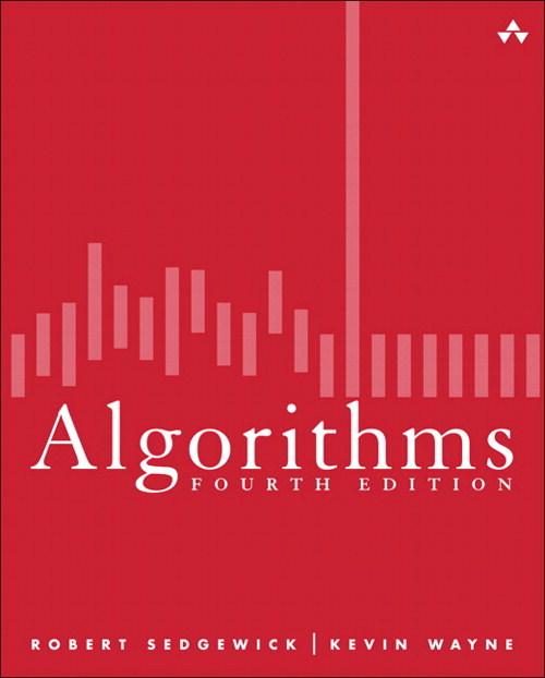 Algorithms, 4th Edition  by  Robert Sedgewick