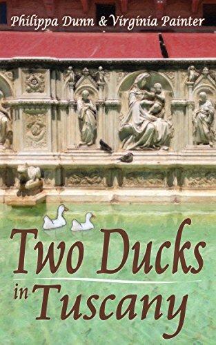 Two Ducks in Tuscany Philippa Dunn