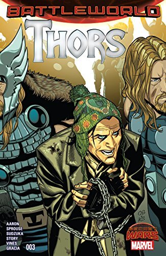 Thors (2015-) #3  by  Jason Aaron