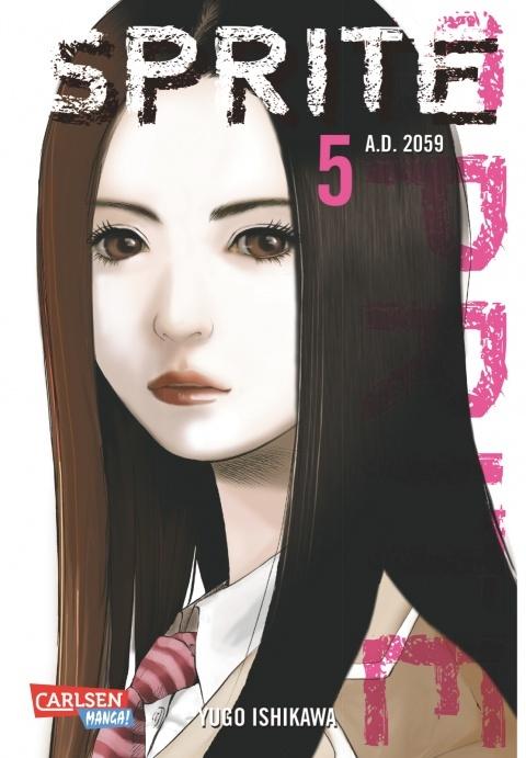 Sprite, Band 5: A.D. 2059 Yugo Ishikawa