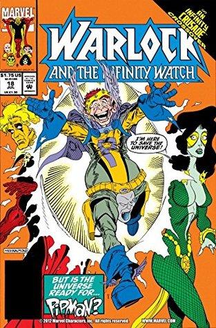 Warlock and the Infinity Watch #18 Jim Starlin