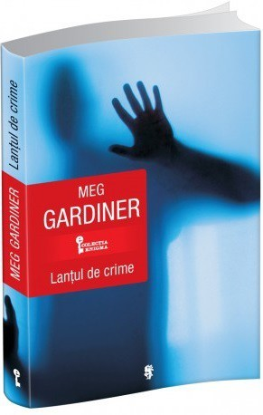Lantul de crime (Evan Delaney, #5) Meg Gardiner