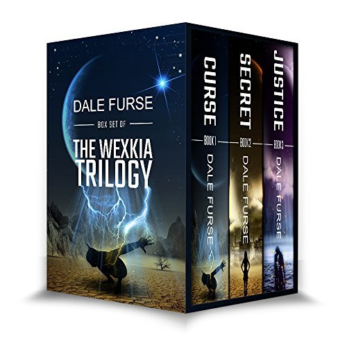 The Wexkia Trilogy: Boxed Set Dale Furse