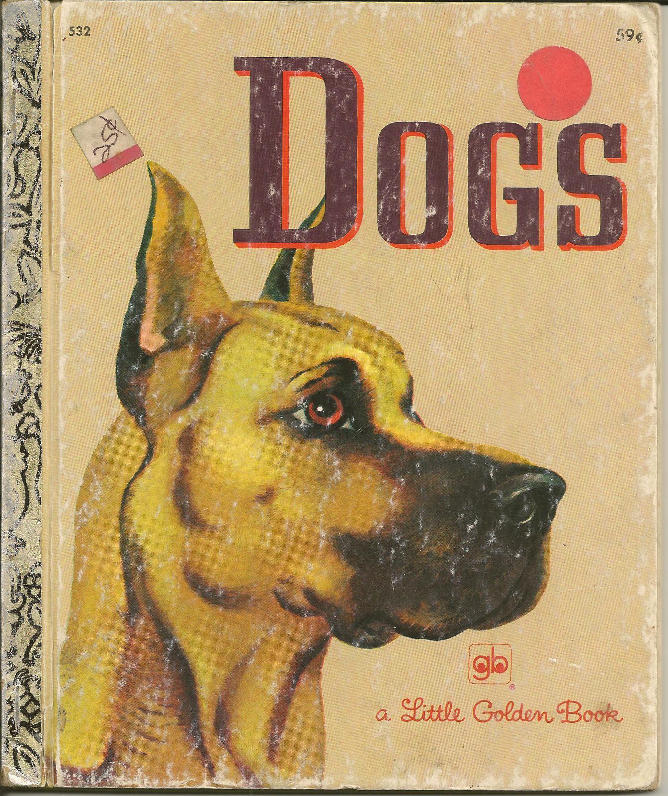 Dogs (a Little Golden Book)  by  Nita Jonas