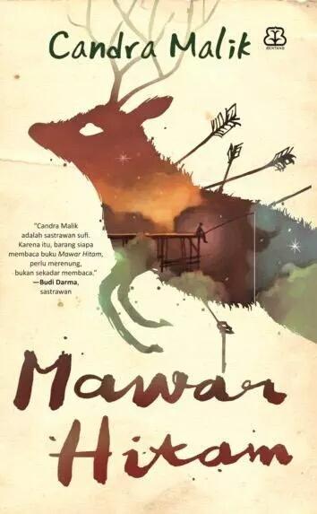 Mawar Hitam  by  Candra Malik