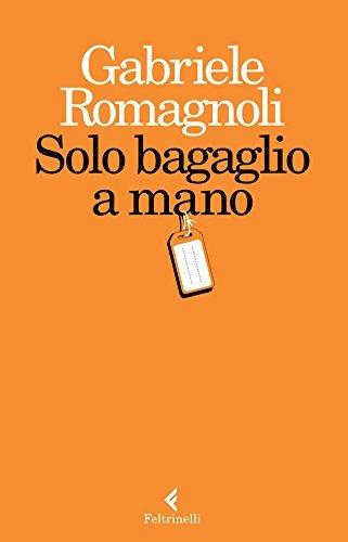 Solo bagaglio a mano Gabriele Romagnoli