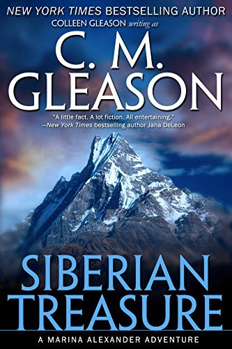 Siberian Treasure (A Marina Alexander Adventure Book 1) Colleen Gleason