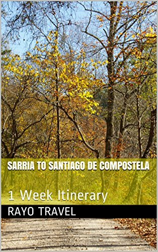 Sarria to Santiago de Compostela: 1 Week Itinerary  by  Rayo Travel
