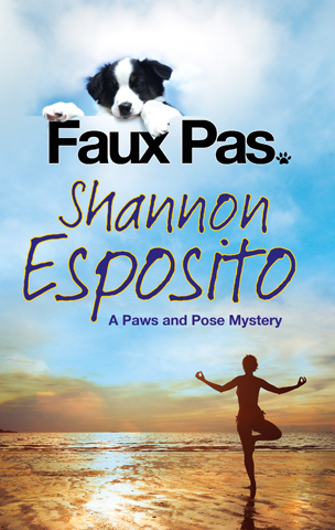Faux Pas (Paws and Pose Mystery #1)  by  Shannon Esposito