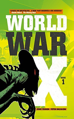 World War X - Vol. 1: Helius  by  Jerry Frissen