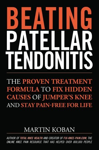 Beating Patellar Tendonitis Jennifer   Chase