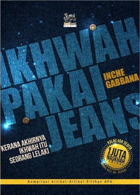 Ikhwah Pakai Jeans Inche Gabbana