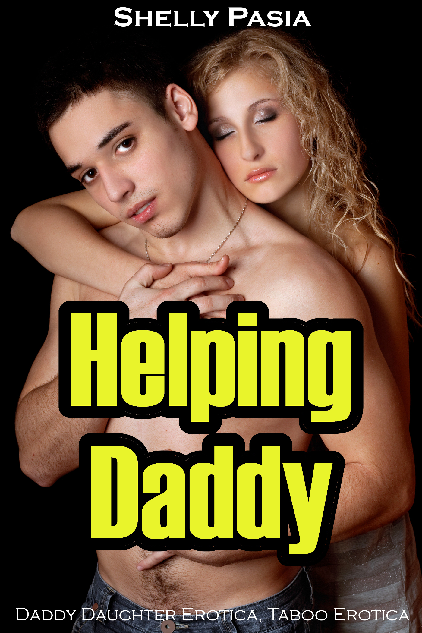 Helping Daddy  by  Shelly Pasia