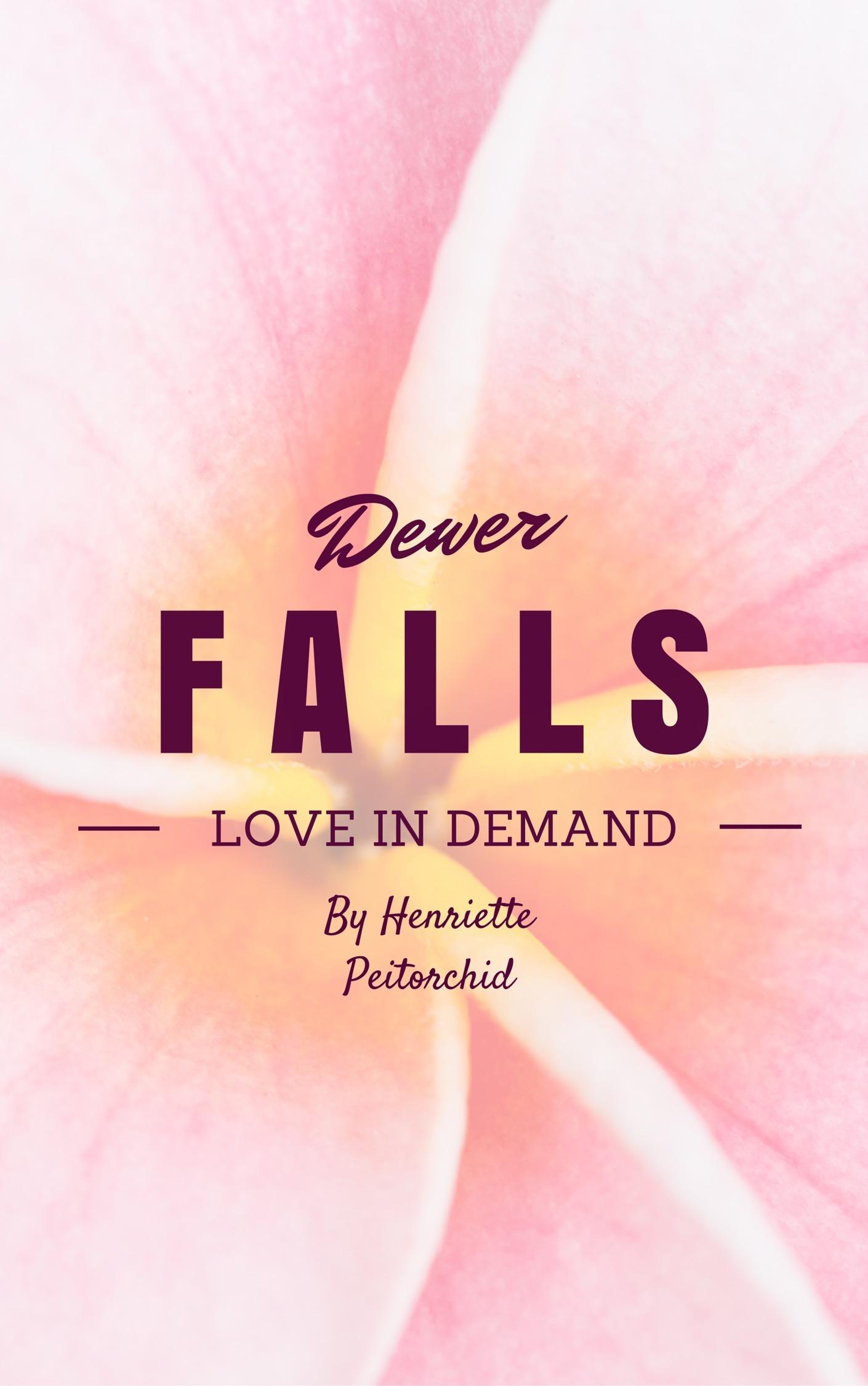 Dewer Falls Henriette Peitorchid