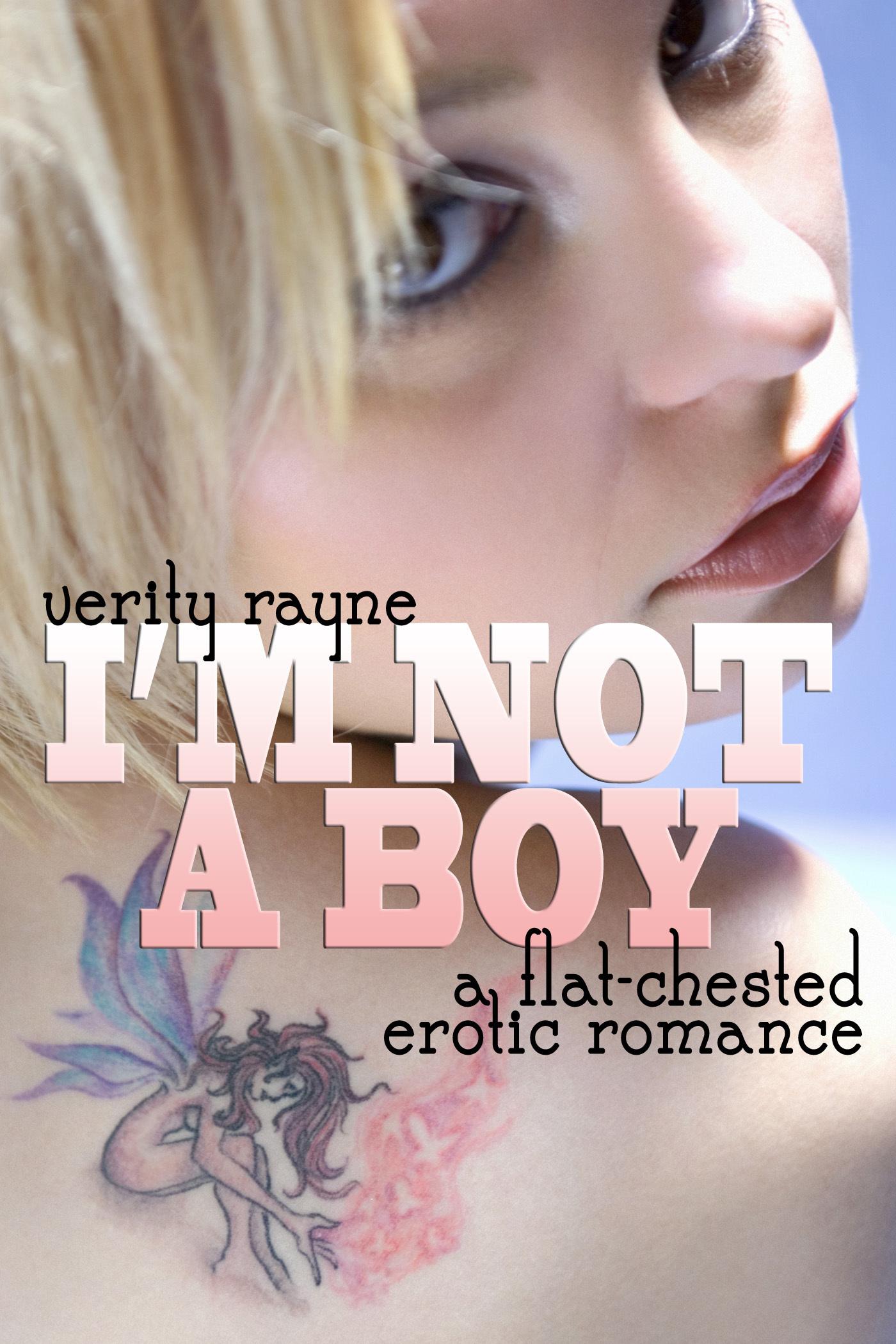 Im Not a Boy  by  Verity Rayne