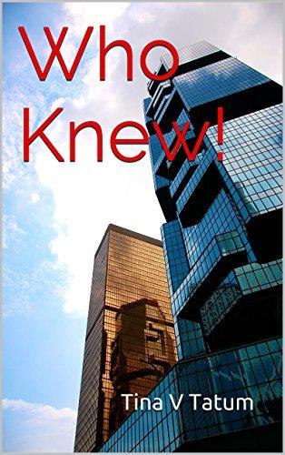 Who Knew! (A BWWM Quirky Romance Novel) Tina V Tatum