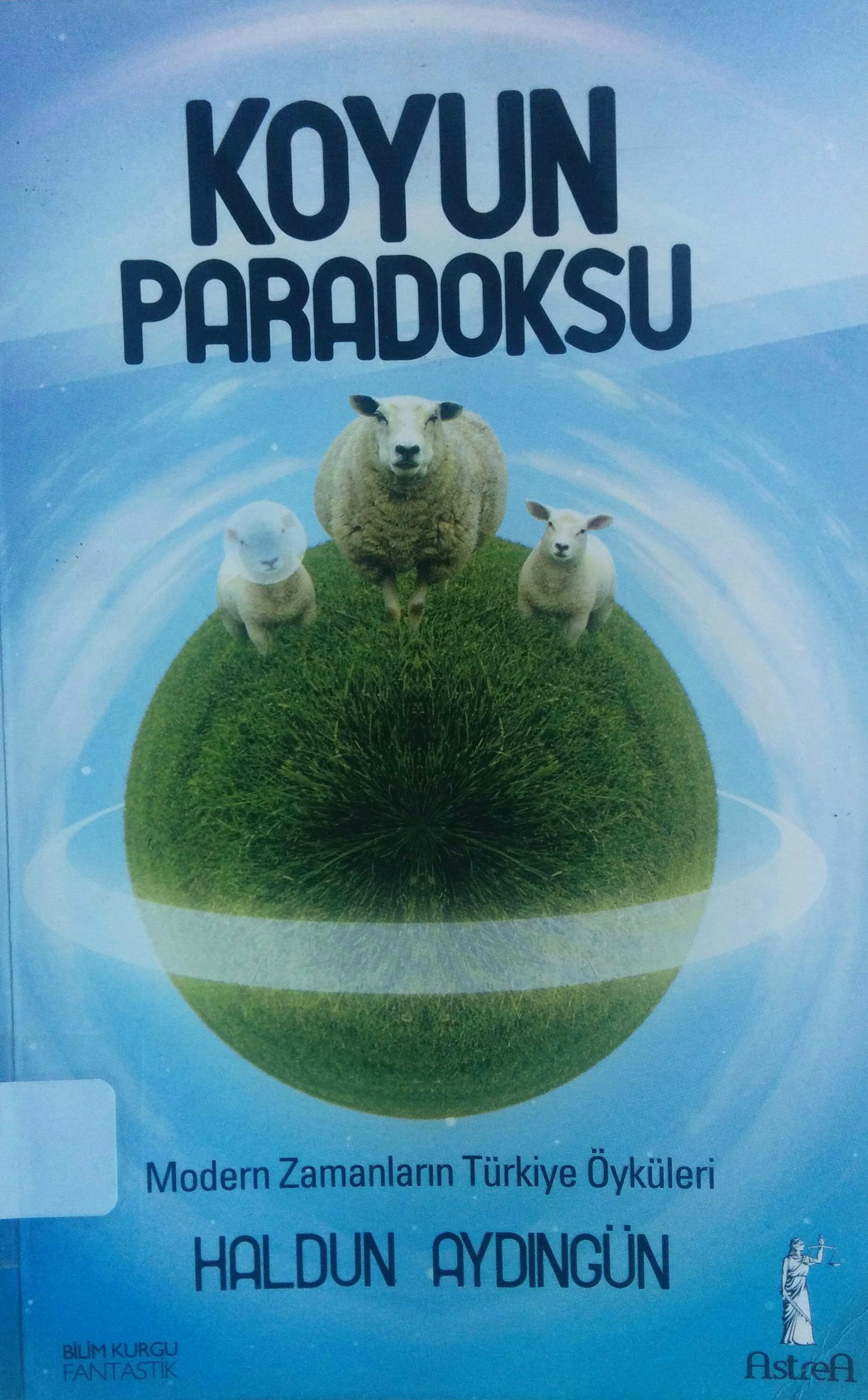 Koyun Paradoksu Haldun Aydıngün