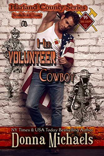 Her Volunteer Cowboy (Harland County Series Book 6)  by  Donna Michaels