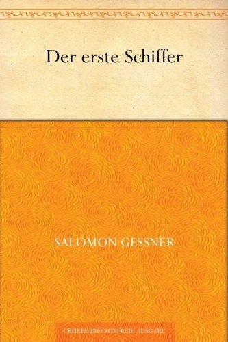 Der erste Schiffer  by  Salomon Gessner