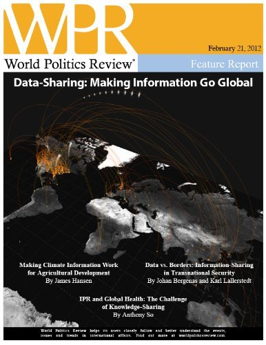 Data-Sharing: Making Information Go Global World Politics Review