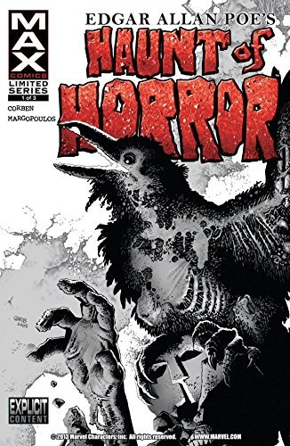 Haunt of Horror: Edgar Allan Poe #1 (Haunt Of Horror: Edgar Allan Poe Vol. 1) Richard Corben